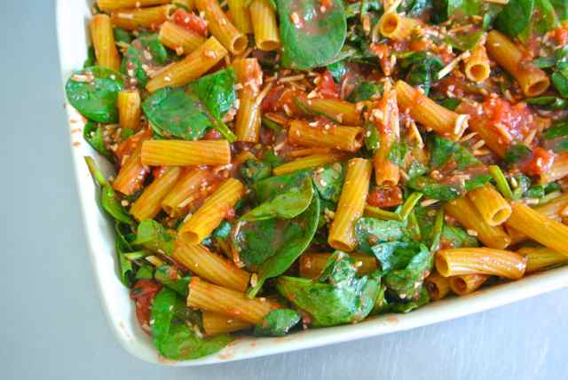 ONE POT PASTA UIT DE OVEN